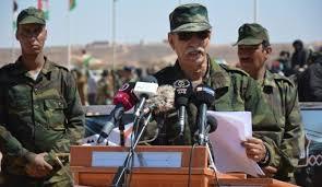 """الرئيس إبراهيم غالي يؤكد """"جبهة البوليساريو لا يمكن أن تقبل بأي حل لا يضمن حق الشعب الصحراوي في تقرير المصير والاستقلال"""""""