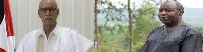 رئيس الجمهورية يهنئ نظيره البوروندي بمناسبة الذكرى ال58 لإستقلال بلاده
