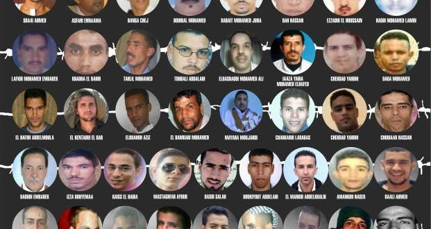 رئيس الجمهورية يهنئ الأسرى المدنيين السياسيين الصحراويين ،ومن خلالهم الشعب الصحراوي بمناسبة عيد الأضحى المبارك