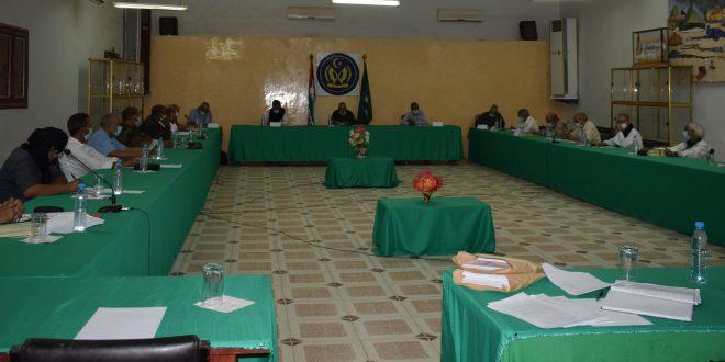 الأمانة الوطنية تعقد دورتها الثانية العادية بعد المؤتمر الـ15 لجبهة البوليساريو