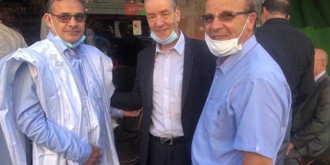 وفد عن ممثلية الجبهة بفرنسا يشارك في فعاليات تخليد عيد الاستقلال و الشباب الجزائري