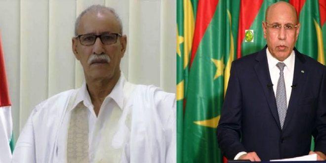 رئيس الجمهورية يهنئ نطيره الموريتاني بمناسبة حلول عيد الأضحى المبارك
