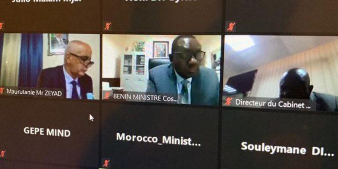 الجمهورية الصحراوية تشارك في اجتماع حول الأمن الغذائي