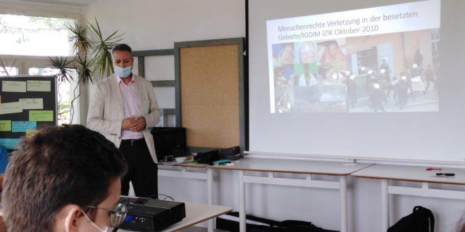 تنظيم محاضرة تحسيسية حول القضية الصحراوية بمنطقة سكسونيا الألمانية