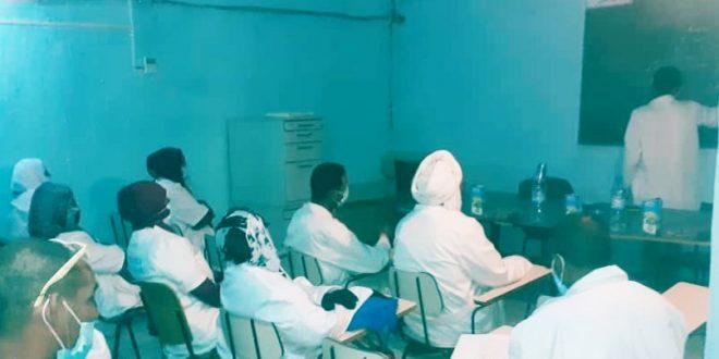 وزارة الصحة العمومية تنظيم دورة تكوينية لفائدة الممرضين
