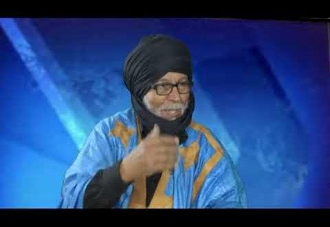 حلقة نقاش مع عضو الأمانة الوطنية الأخ محمد لمين أحمد حول الوحدة الوطنية