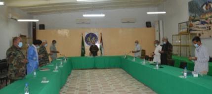 رئيس الجمهورية يترأس إجتماعا للمكتب الدائم للأمانة الوطنية