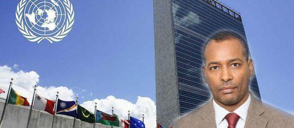 ممثل الجبهة بالأمم المتحدة: الطابع السلمي والعفوي لاحتجاج المدنيين الصحراويين بالكركرات يكشف زيف ادعاءات دولة الاحتلال