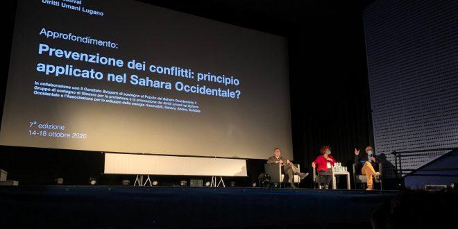"""""""دور الدبلوماسية في تسوية نزاع الصحراء الغربية"""" محور يوم من فعاليات مهرجان السينما لحقوق الإنسان بسويسرا"""