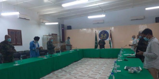 المكتب الدائم للأمانة الوطنية يدين الاستفزازات المغربية ويحمل الأمم المتحدة مسؤولية الوضع الذي باتت يهدد الأمن والاستقرار