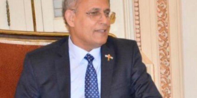 السفير الصحراوي بكوبا يستقبل بمقر وزارة الخارجية الكوبية