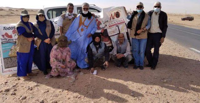 المكتب الصحراوي لتنسيق الأعمال المتعلقة بالألغام يدعو المنظمات الدولية للضغط على المغرب للانضمام إلى معاهدتي أوتاوا وأوسلو