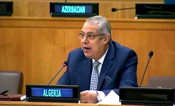 الجزائر للجنة تصفية الاستعمار: لا سياسة الأمر الواقع ولا تغيير التركيبة الديمغرافية سيغيران من الوضع القانوني للصحراء الغربية