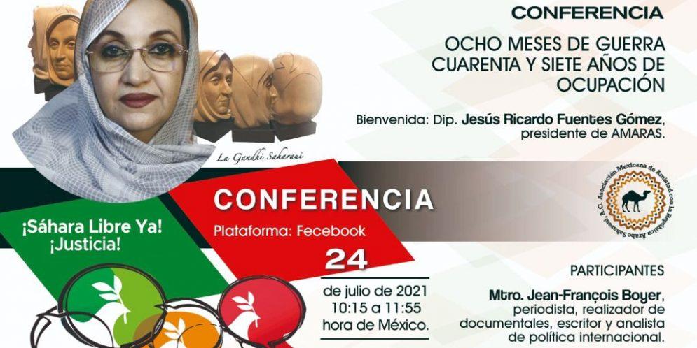 تنظيم ندوة حول كفاح المرأة الصحراوية وحقوق الإنسان بالمكسيك