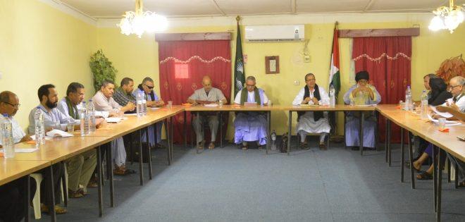 الحكومة الصحراوية تجتمع لتقييم البرنامج الصيفي للشباب والطلبة و التحضير للدخول الاجتماعي الجديد