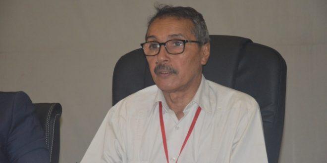 رئيس اللجنة التحضيرية للمؤتمر الـ 15 خطري أدوه ضيف الجريدة الإخبارية