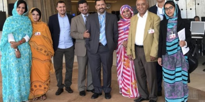 إفتتاح أشغال الدورة الـ 39 لمجلس حقوق الإنسان بمشاركة وفد صحراوي