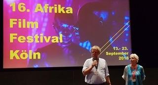 قضية معتقلي أكديم إزيك محور أمسية ضمن مهرجان السينما الإفريقية بمدينة كولن الألمانية.