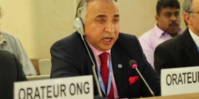 المجلس الدولي لضمان المحاكمات العادلة وحقوق الإنسان يلفت إنتباه هيئة الأمم المتحدة إلى الممارسات المشينة صد الصحراويون في المدن المحتلة