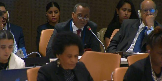 اللجنة الخاصة بتصفية الاستعمار تؤكد من جديد على أن جبهة البوليساريو هي الممثل الشرعي والوحيد للشعب الصحراوي