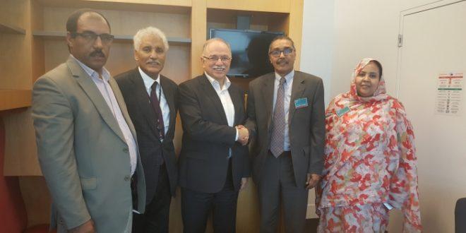 رئيس المجلس الوطني يواصل زيارته للبرلمان الأوروبي بلقاء عدد من ممثلي المجموعات السياسية الأوروبية