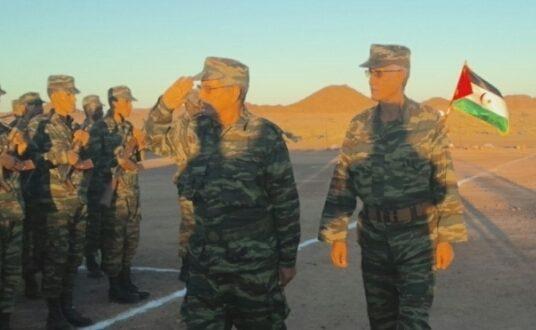 وزير الدفاع الوطني يصل الناحية العسكرية الثانية في جولة تفتيش و معاينة