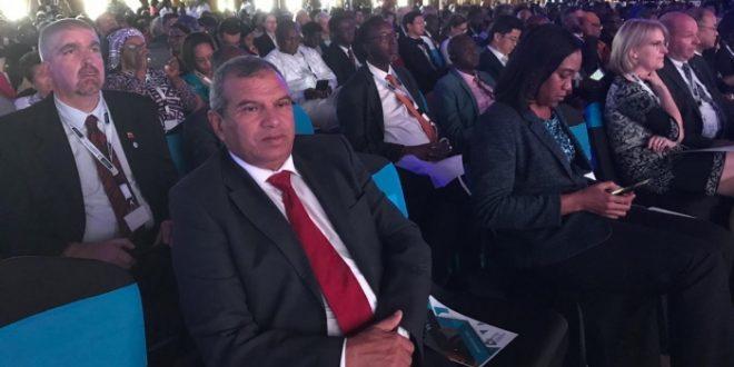 اختتام اشغال المؤتمر العالمي الاول حول الاقتصاد الازرق، بحضور وفد يمثل الجمهورية الصحراوية.