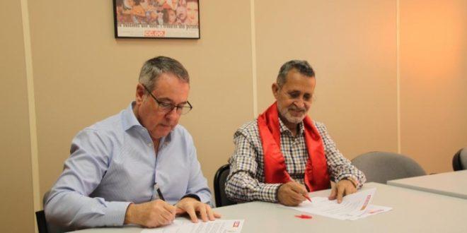 توقيع اتفاق تعاون لدعم الشعب الصحراوي بمقاطعة بالينسيا الإسبانية