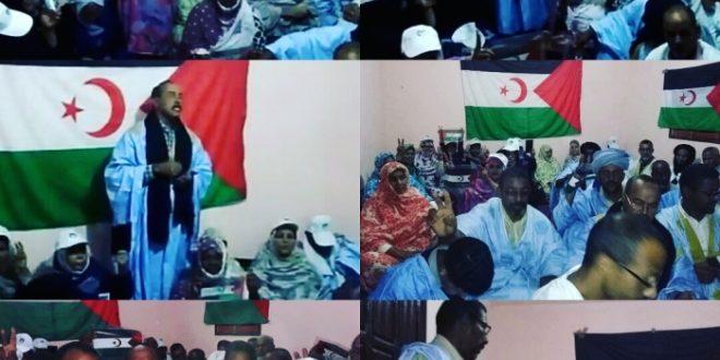 مناضلو قطاع الشهيد سيدي الشيخ بجاليات الجنوب ينددون بممارسات دولة الاحتلال وباتفاقية الإتحاد الأوروبي مع المحتل المغربي