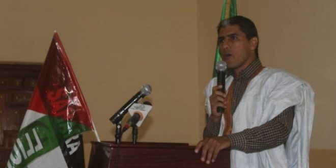 وزير الشباب والرياضة يشيد بدور الطلبة الجزائريين في نصرة القضية الصحراوية