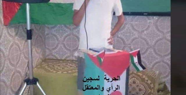 مثول معتقل سياسي صحراوي أمام محكمة الاحتلال دون إشعار هيئة الدفاع