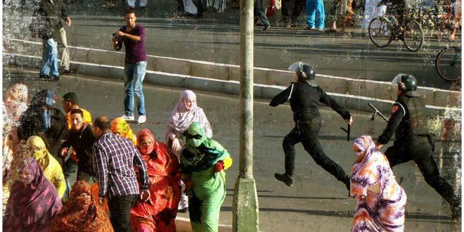 سلطات الاحتلال المغربي تستمر في منع عائلة المعتقلة السياسية الصحراوية محفوظة بمبا لفقير من زيارتها