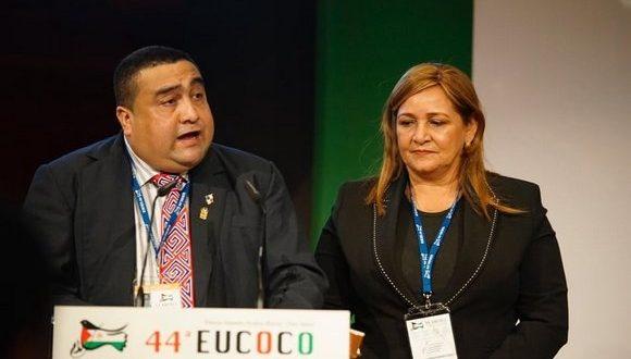 ندوة التنسيقية الأوروبية للتضامن : دعم مطلق من بنما للقضية الصحراوية