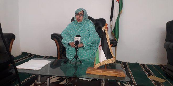 وزيرة الصحة العمومية تؤكد من ولاية الداخلة على المرافقة الصحية للمواطن