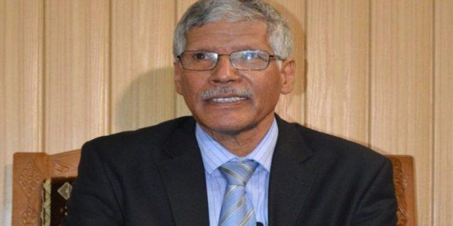 السفير الصحراوي بالجزائر يثمن الدعم والمرافقة الجزائرية للصحراويين في ظل الأوضاع التي أحدثتها جائحة كورونا فيروس