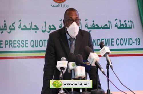 موريتانيا تسجل أعلى حصيلة يومية بعدد إصابات كورونا