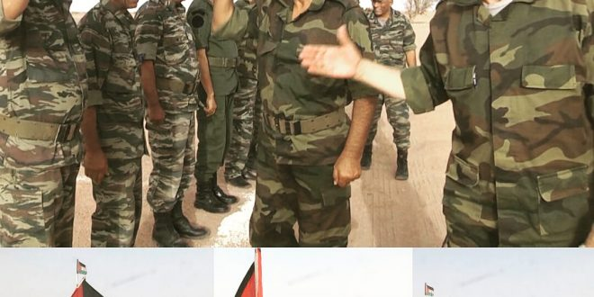 يقظة أفراد الجيش الصحراوي كان لها الدور الكبير في بقاء مخيمات اللاجئين والأراضي المحررة خالية إلى حد الآن من وباء كورونا