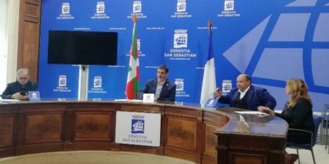 سان سيبستيان تستضيف مؤتمرا صحفيا وتطلق نداء للتضامن مع اللاجئين الصحراويين