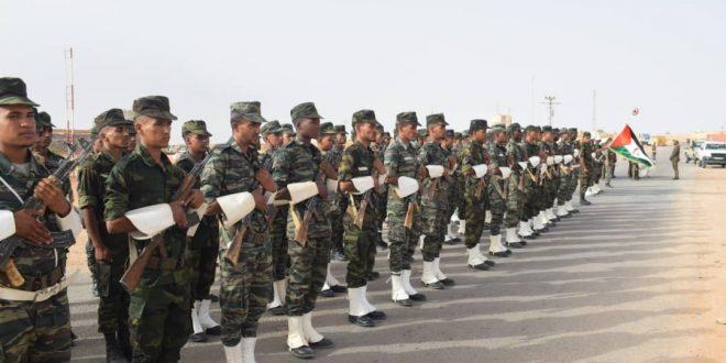 المكتب الدائم للأمانة الوطنية يشيد بالمجهودات التي تبذلها وحدات جيش التحرير الشعبي الصحراوي في بسط الأمن ومكافحة الجريمة المنظمة