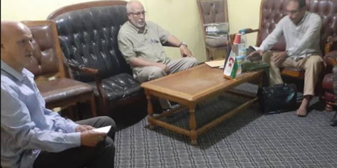 مكتب المجلس الوطني يعقد اجتماعا للوقوف على عمل لجان المجلس مع أعضاء الجهاز التنفيذي