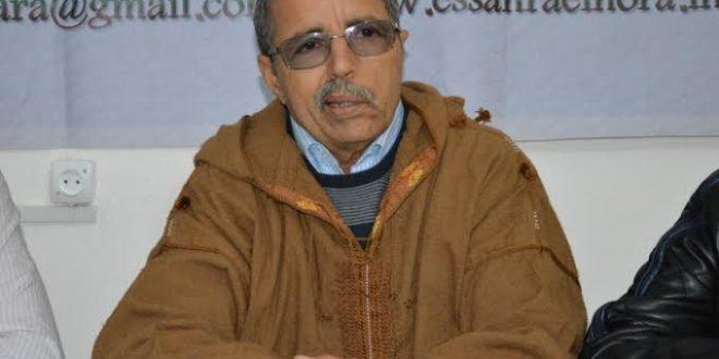 """"""" تراجع شركات أجنبية عن نهب خيرات الصحراء الغربية دليل على خسارة المغرب لأهدافه"""" (مسؤول صحراوي)"""