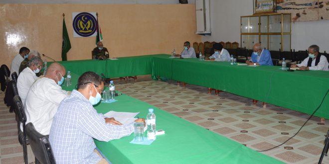 المكتب الدائم للأمانة الوطنية يدين مسعى أطراف أوروبية لتمرير اتفاقيات مع الإحتلال المغربي