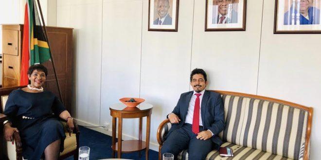 جنوب إفريقيا تجدد موقفها الداعم لحق الشعب الصحراوي في تقرير المصير والاستقلال