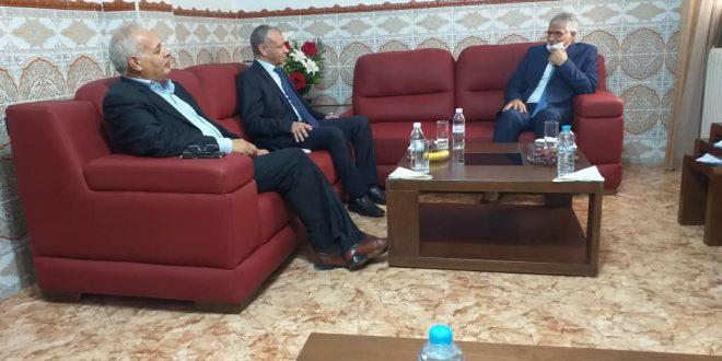 رئيس حركة البناء الجزائرية يجدد دعم حزبه للشعب الصحراوي وقضيته العادلة