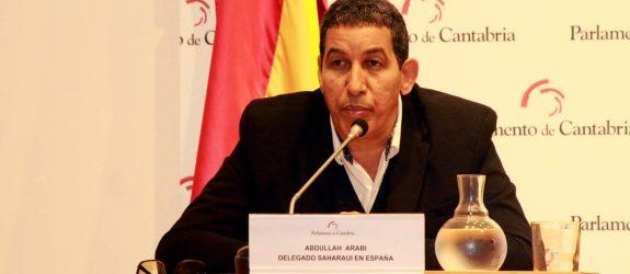 على مدريد التحلي بالشجاعة وتحمل مسؤولياتها تجاه حق الشعب الصحراوي (ممثل الجبهة بإسبانيا)