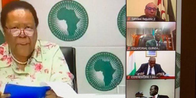 المجلس التنفيذي للاتحاد الأفريقي يختتم دورته 37 ويثني على وفاء الجمهورية الصحراوية بالتزاماتها المالية رغم الظروف القاهرة