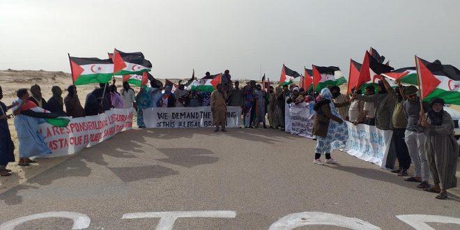 إيطاليا : حركة التضامن مع الشعب الصحراوي تعرب عن تضامنها مع المطالب المشروعة للصحراويين بإغلاق الثغرة غير القانونية في الگرگرات