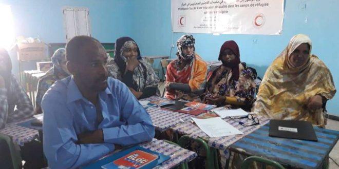 وزارة التربية والتعليم والتكوين المهني تنظم تربصا لتعزيز الوصول إلى تعليم جيد بمخيمات اللاجئين