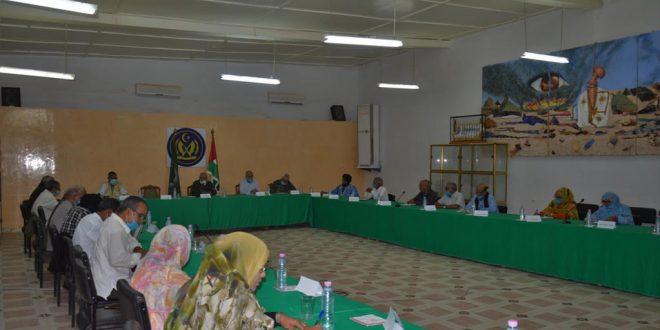 الأمانة الوطنية تعقد دورة طارئة لمناقشة وضع القضية الصحراوية على المستوى الإقليمي والدولي