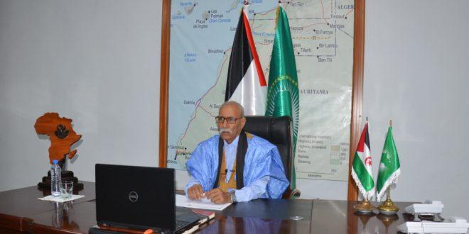 اختتام القمة الاسثنائية حول إسكات البنادق على إيقاع الإدانة والمطالبة بعقوبات ضد المحتل المغربي (بيان)